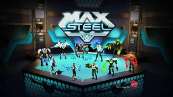 Max Steel Action Figures TV Spot - Thumbnail 9