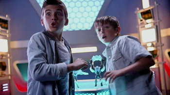 Max Steel Action Figures TV Spot - Thumbnail 5