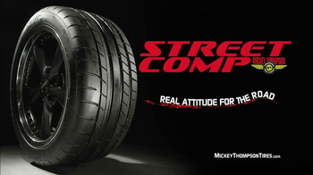 Mickey Thompson Performance Tires & Wheels Street Comp TV Spot
