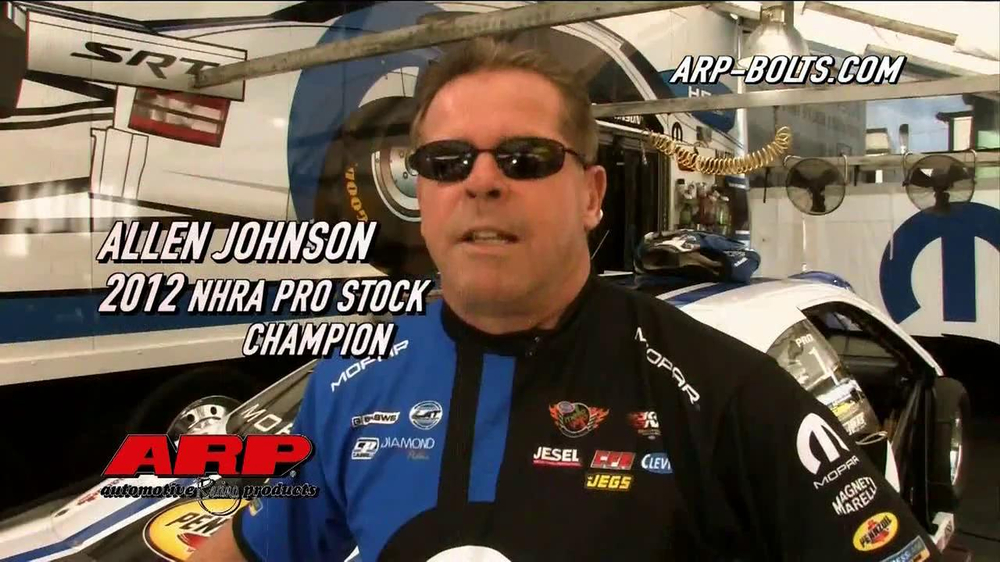 ARP Bolts TV Commercial, 'How Pros Win'