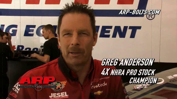ARP Bolts TV Spot, 'How Pros Win' - Thumbnail 2