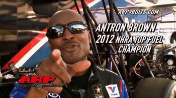 ARP Bolts TV Spot, 'How Pros Win' - Thumbnail 5