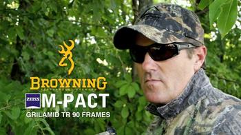 Browning M-Pact Series Eyewear TV Spot - Thumbnail 6