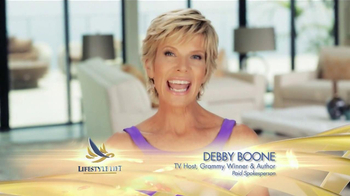 Lifestyle Lift TV Spot 'You Light Up My Life' Featuring Debby Boone - Thumbnail 2