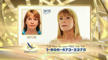 Lifestyle Lift TV Spot 'You Light Up My Life' Featuring Debby Boone - Thumbnail 8
