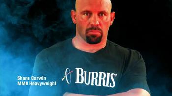 Burris Eliminator III TV Spot 'Nothing to Be Afraid Of' Feat. Shane Carwin