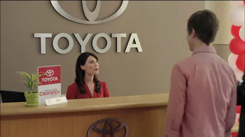 Toyota Nationwide Clearance TV Spot, 'Son-in-Law' - Thumbnail 1