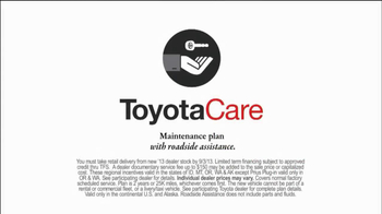 Toyota Nationwide Clearance TV Spot, 'Son-in-Law' - Thumbnail 9