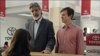 Toyota Nationwide Clearance TV Spot, 'Son-in-Law' - Thumbnail 2