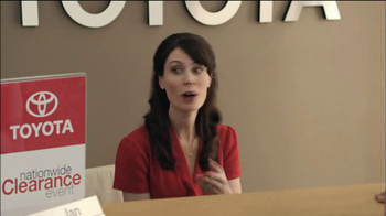 Toyota Nationwide Clearance TV Spot, 'Son-in-Law' - Thumbnail 3