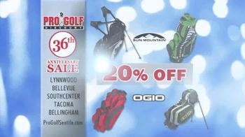 Pro Golf Discount 36th Anniversary Sale TV Spot - Thumbnail 3