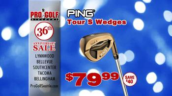 Pro Golf Discount 36th Anniversary Sale TV Spot - Thumbnail 6
