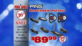 Pro Golf Discount 36th Anniversary Sale TV Spot - Thumbnail 7