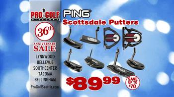 Pro Golf Discount 36th Anniversary Sale TV Spot - Thumbnail 8