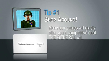 The General TV Spot, 'Tips' - Thumbnail 3