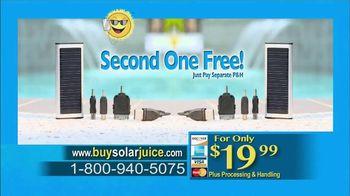 Solar Juice TV Spot thumbnail
