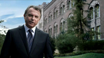 Cox Business Communications TV Spot, 'College' Featuring Sam Neill