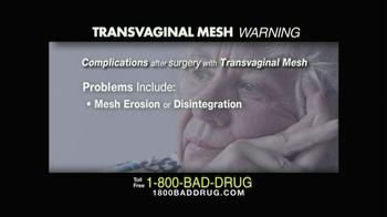 Pulaski & Middleman TV Spot, 'Transvaginal Mesh' - Thumbnail 3