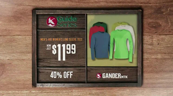 Gander Mountain TV Spot, 'Outdoor Activities' - Thumbnail 10