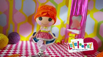 Lalaloopsy Loopy Hair TV Spot - Thumbnail 1