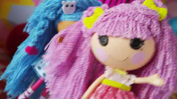 Lalaloopsy Loopy Hair TV Spot - Thumbnail 2