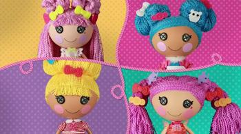Lalaloopsy Loopy Hair TV Spot - Thumbnail 6