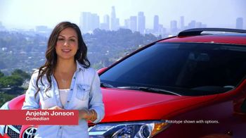 Toyota Care TV Spot, 'Comedy Central' Featuring Anjelah Johnson - 30 commercial airings