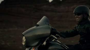 2014 Harley-Davidson Motorcycles TV Spot 'This is Project Rushmore' - Thumbnail 10