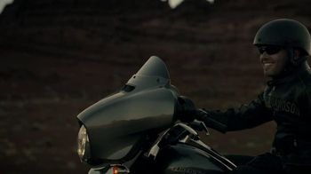 2014 Harley-Davidson Motorcycles TV Spot 'This is Project Rushmore'