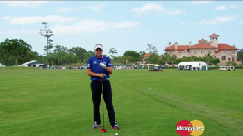 Mastercard World TV Spot, 'Inside the Game with Ian Poulter' - Thumbnail 2