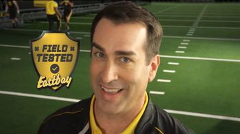 Eastbay TV Spot, 'Field Test' Featuring Rob Riggle and Patrick Peterson