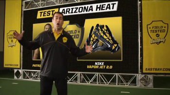 Eastbay TV Spot, 'Field Test' Featuring Rob Riggle and Patrick Peterson - Thumbnail 7