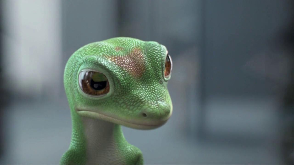 Roadside Assistance State Farm >> GEICO TV Commercial, 'GEICO Gecko Cartoon Commercial ...
