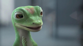 GEICO TV Spot, 'GEICO Gecko Cartoon Commercial' - Thumbnail 5