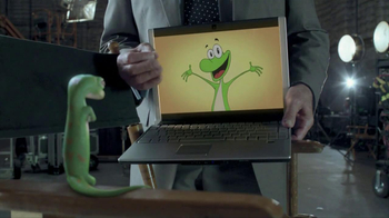 GEICO TV Spot, 'GEICO Gecko Cartoon Commercial' - 4835 commercial airings