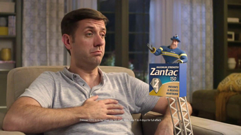 Zantac TV Spot, 'Fireman' - Thumbnail 5