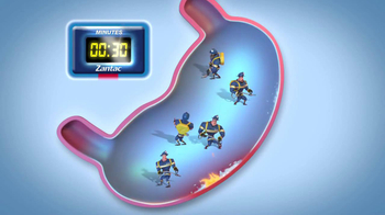 Zantac TV Spot, 'Fireman' - Thumbnail 7
