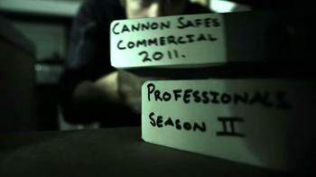 Cannon Safe TV Spot - Thumbnail 9