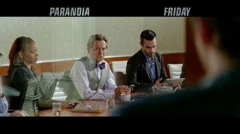 Paranoia - Alternate Trailer 12