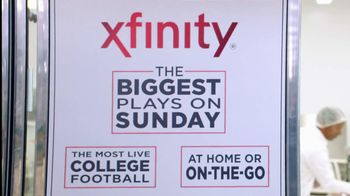 Xfinity TV Spot, 'Don't Get Sacked' Featuring Brian Urlacher - Thumbnail 7
