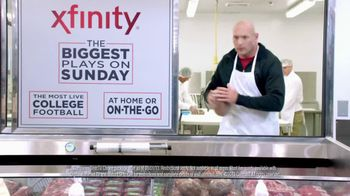 Xfinity TV Spot, 'Don't Get Sacked' Featuring Brian Urlacher - Thumbnail 8
