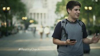 Verizon TV Spot, 'Reality Check' - Thumbnail 6