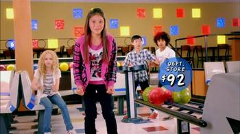 Ross TV Spot, 'Bowling Savings'