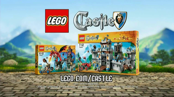 LEGO Castle TV Spot