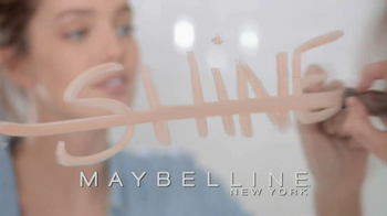 Maybelline New York Fit Me Stick Foundation TV Spot - Thumbnail 2