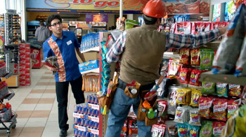 AmPm Mix and Match Free Drink TV Spot, 'Snacks' - Thumbnail 1