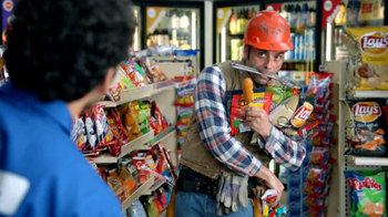 AmPm Mix and Match Free Drink TV Spot, 'Snacks'
