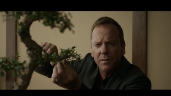 Jose Cuervo Especial Silver TV Spot, \'No Regrets\' Feat. Kiefer Sutherland