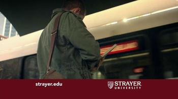 Strayer University TV Spot, 'Conquering' - Thumbnail 8
