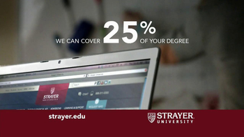Strayer University TV Spot, 'Conquering' - Thumbnail 9